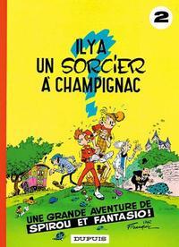 Cover Thumbnail for Les Aventures de Spirou et Fantasio (Dupuis, 1950 series) #2 - Il y a un sorcier à Champignac [1971 edition]