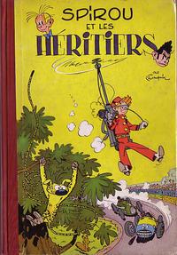 Cover Thumbnail for Les Aventures de Spirou et Fantasio (Dupuis, 1950 series) #4 - Spirou et les héritiers