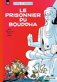 Cover Thumbnail for Les Aventures de Spirou et Fantasio (Dupuis, 1950 series) #14 - Le prisonnier du Bouddha