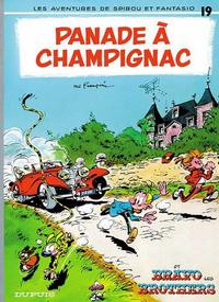 Cover Thumbnail for Les Aventures de Spirou et Fantasio (Dupuis, 1950 series) #19 - Panade à Champignac