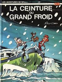 Cover Thumbnail for Les Aventures de Spirou et Fantasio (Dupuis, 1950 series) #30 - La ceinture du grand froid
