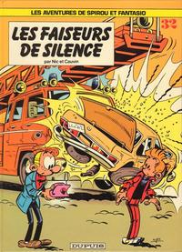 Cover Thumbnail for Les Aventures de Spirou et Fantasio (Dupuis, 1950 series) #32 - Les faiseurs de silence