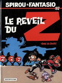 Cover Thumbnail for Les Aventures de Spirou et Fantasio (Dupuis, 1950 series) #37 - Le réveil du Z