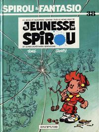 Cover Thumbnail for Les Aventures de Spirou et Fantasio (Dupuis, 1950 series) #38 - La jeunesse de Spirou