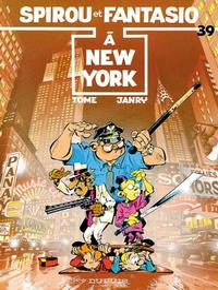 Cover Thumbnail for Les Aventures de Spirou et Fantasio (Dupuis, 1950 series) #39 - Spirou à New York