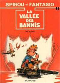 Cover Thumbnail for Les Aventures de Spirou et Fantasio (Dupuis, 1950 series) #41 - La vallée des bannis