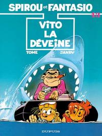 Cover Thumbnail for Les Aventures de Spirou et Fantasio (Dupuis, 1950 series) #43 - Vito la déveine