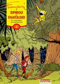 Cover Thumbnail for Spirou et Fantasio - L'Intégrale (Dupuis, 2006 series) #2 - De Champignac au marsupilami