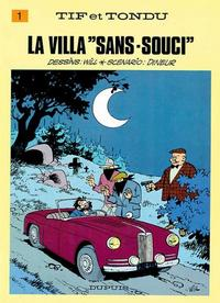 Cover Thumbnail for Tif et Tondu (Dupuis, 1985 ? series) #1