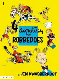 Cover Thumbnail for Robbedoes en Kwabbernoot (Dupuis, 1953 series) #1