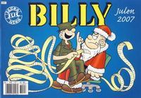 Cover Thumbnail for Billy julehefte (Hjemmet / Egmont, 1970 series) #2007