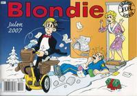 Cover Thumbnail for Blondie (Hjemmet / Egmont, 1941 series) #2007