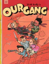 Cover Thumbnail for Walt Kelly's Our Gang (Fantagraphics, 2006 series) #2 - 1944-1945