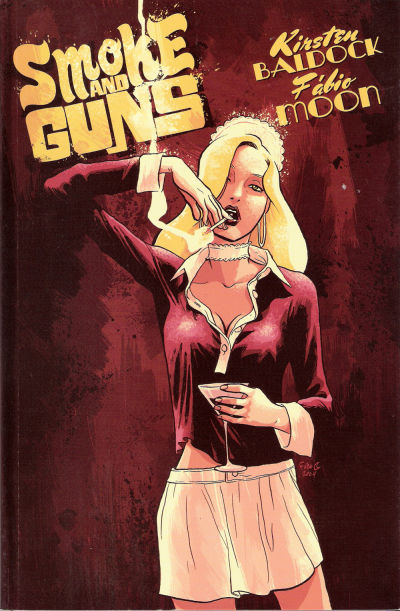 Cover for Smoke and Guns (AiT/Planet Lar, 2005 series)