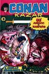 Cover for Conan e Kazar (Editoriale Corno, 1975 series) #1