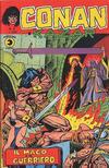 Cover for Conan e Kazar (Editoriale Corno, 1975 series) #3