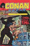 Cover for Conan e Kazar (Editoriale Corno, 1975 series) #5