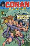 Cover for Conan e Kazar (Editoriale Corno, 1975 series) #6