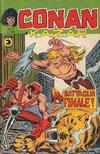 Cover for Conan e Kazar (Editoriale Corno, 1975 series) #7