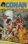 Cover for Conan e Kazar (Editoriale Corno, 1975 series) #8