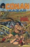 Cover for Conan e Kazar (Editoriale Corno, 1975 series) #9
