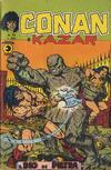 Cover for Conan e Kazar (Editoriale Corno, 1975 series) #10