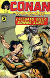 Cover for Conan e Kazar (Editoriale Corno, 1975 series) #12