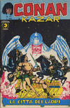 Cover for Conan e Kazar (Editoriale Corno, 1975 series) #17