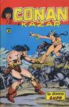 Cover for Conan e Kazar (Editoriale Corno, 1975 series) #23