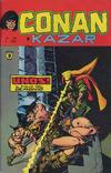 Cover for Conan e Kazar (Editoriale Corno, 1975 series) #25
