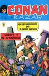 Cover for Conan e Kazar (Editoriale Corno, 1975 series) #26