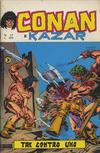Cover for Conan e Kazar (Editoriale Corno, 1975 series) #27