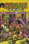 Cover for Conan e Kazar (Editoriale Corno, 1975 series) #28