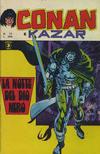 Cover for Conan e Kazar (Editoriale Corno, 1975 series) #31