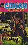 Cover for Conan e Kazar (Editoriale Corno, 1975 series) #33