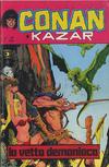 Cover for Conan e Kazar (Editoriale Corno, 1975 series) #36