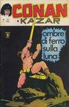 Cover for Conan e Kazar (Editoriale Corno, 1975 series) #37