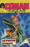 Cover for Conan e Kazar (Editoriale Corno, 1975 series) #38
