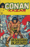 Cover for Conan e Kazar (Editoriale Corno, 1975 series) #42