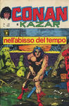 Cover for Conan e Kazar (Editoriale Corno, 1975 series) #44