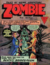 Cover for Zombie (L. Miller & Son, 1961 series) #8