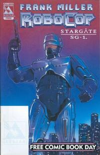 Cover Thumbnail for Frank Miller's RoboCop / Stargate SG1 FCBD Edition (Avatar Press, 2003 series)