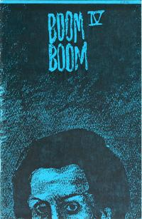 Cover Thumbnail for Boom Boom (David Lasky, 1993 series) #4