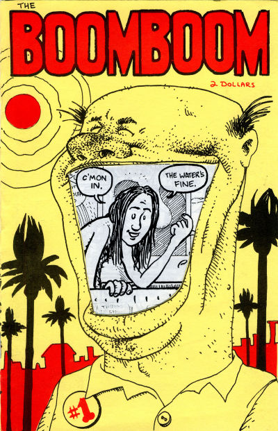 Cover for Boom Boom (David Lasky, 1993 series) #1