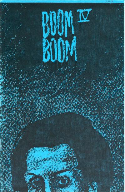 Cover for Boom Boom (David Lasky, 1993 series) #4