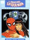 "Cover for Marvel Graphic Novel: The Amazing Spider-Man ""Parallel Lives"" (Marvel, 1989 series)  [8.95 Cover Price variant]"