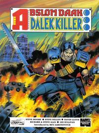 Cover Thumbnail for Abslom Daak: Dalek Killer (Marvel UK, 1990 series)