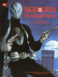 Cover Thumbnail for Night Raven: The Collected Stories (Marvel UK, 1990 series)