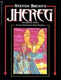 Cover Thumbnail for Jhereg: The Graphic Novel (Marvel, 1990 series)