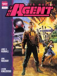 Cover Thumbnail for Marvel Graphic Novel: Rick Mason, the Agent (Marvel, 1989 series)